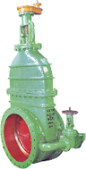 gate sluice valve