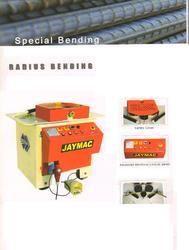 Radius Bending Machine TMT