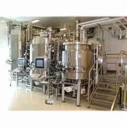 Fermenter Bioreactor - Stainless Steel