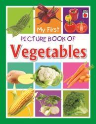 My First Picture Book of Vegetables