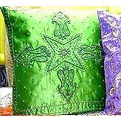 Zari Cushion Covers