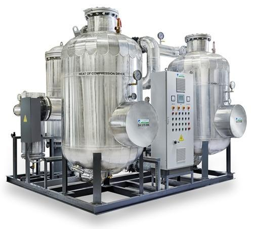 Heat of Compression Air Dryer (HOC Air Dryer)