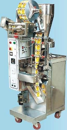 Mouth Freshener Pouch Packing Machine