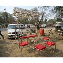 Stainless Steel Swing Jhula,Faridabad,Haryana,India,ID: 4455227797