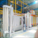 Conveyorised Powder Coating Booths