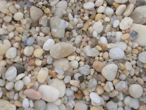 Quartz Stone Pebbles