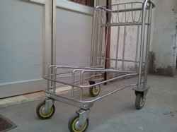 portable airport trolley