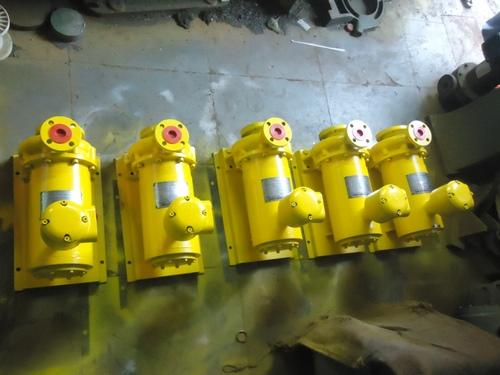 Manufacturer Of Sealless Canned Motor Pumps Spares By