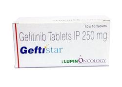 Geftistar Gefitinib Tablets Lupin