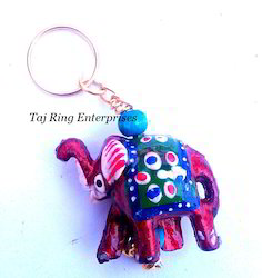 Colored Use Full Key Ring