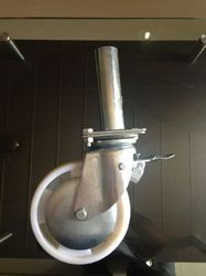 8 Scaffolding Casters Nylon Wheel
