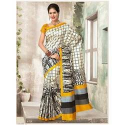 Embroidered Chiffon Sarees