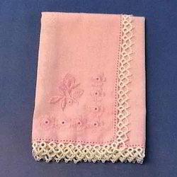 Bored Pattern Handkerchief
