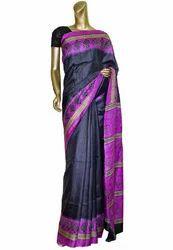 Party Wear Handloom Silk Saree