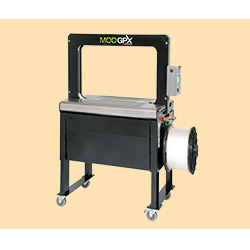 Semiautomatic Or Automatic Plastic Strapping Machine
