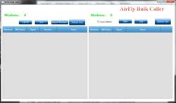 Airfly Bulk Caller