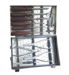 Maxilofacial Instrument Set