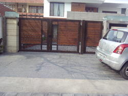 Iron Gate Fabrication Services
