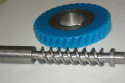 Cutting Worm Gears