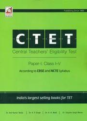 CTET Paper I Class I-V - Book