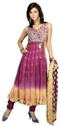Ladies Anarkali Suit for Home Event