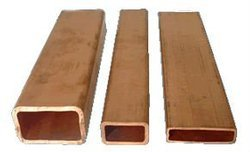 Copper Rectangle Tubes