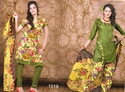 new stylish cotton salwar kameez suits dress material
