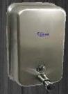 S.Steel Soap 20 CM-119 (.C) Dispenser 1000 ml