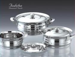 Toshiba Diamond Touch Stainless Steel Utensils
