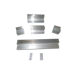 industrial aluminum heat sink