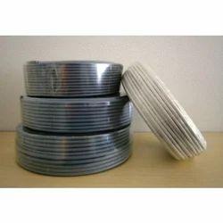 Bare Silver Flexible Cable