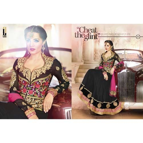 Latest  Long Anarkali Suit