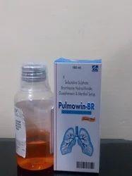 bromhexine hydrochloride menthol syrup
