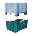 Plastic Mega Bins For Apples Storage And Plastic Crates