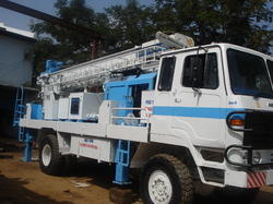 Rotary DTH Drill Rig