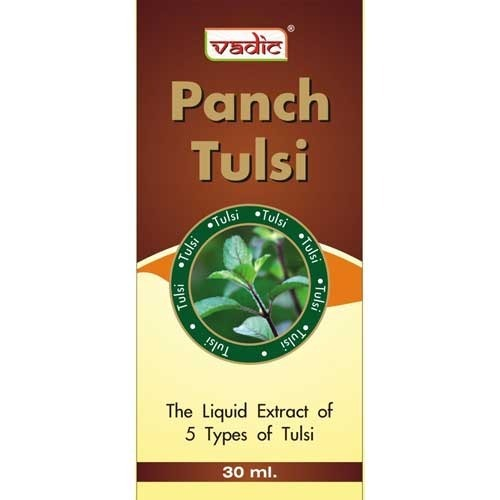 Panch Tulsi Liquid Extract