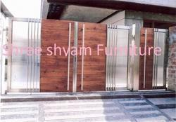 Durable Stainless Steel Gates