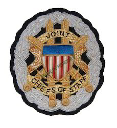 Joint Chiefs Of Staff-Embroidered Badge