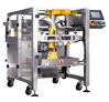 Automatic Large Servo Control Vertical Pouch Packing Machine with Filler