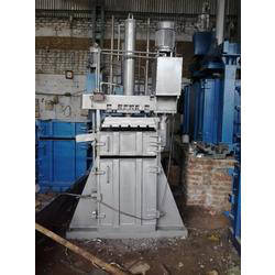 Hydraulic Baling Press For Waste Cloth