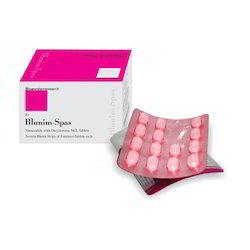 Nimesulide 100 MG and Dicyclomine HCL10 MG