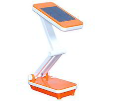 Solar Charging LED Reading Lamp