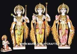 Ram Darbar God Statues