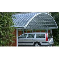 Plastic Roofing Panel