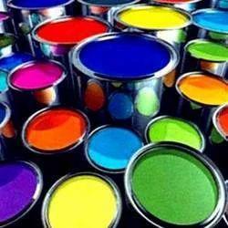 Pigment Emulsion Paints