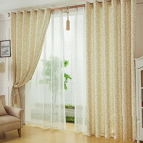 Living Room Curtain in Karur, Tamil Nadu | Living Room ...
