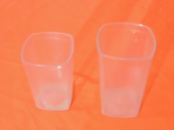 Polycarbonate Water Glass