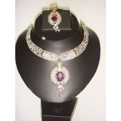 American Diamonds Wedding jewelry