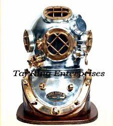 See Deep Divers Helmet