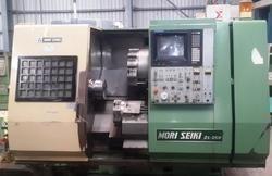 Mori-Seiki ZL-25M CNC Turning